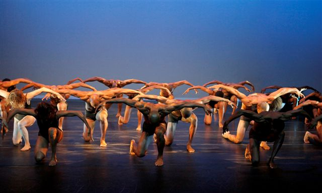 Hymn, choreography by Judith Jamison