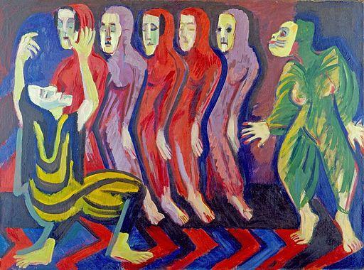 Ernst_Ludwig_Kirchner,_Totentanz_der_Mary_Wigman,_1926-8-2